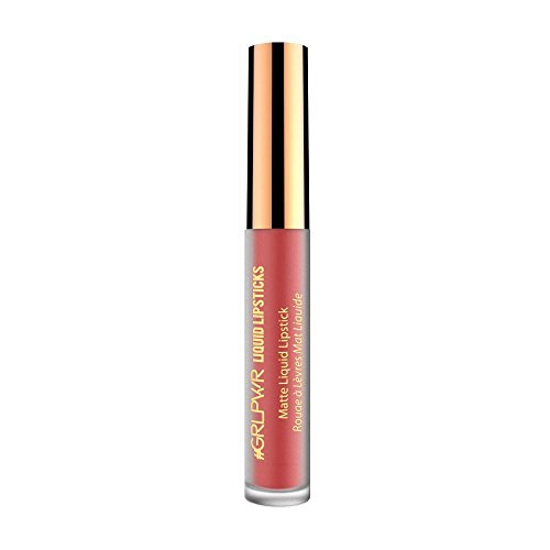 The Beauty Crop - GRLPWR Liquid Lipstick - Peach Please