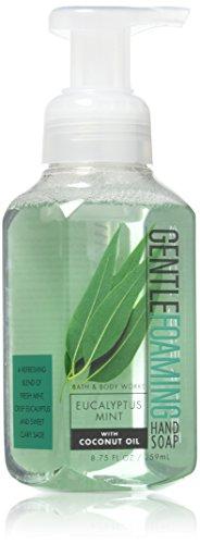Bath & Body Works - Eucalyptus Mint Gentle Foaming Hand Soap