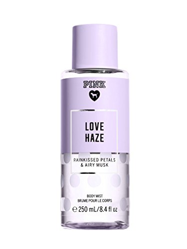 Victoria's Secret - PINK Love Haze Rainkissed Petals & Airy Musk Body Mist