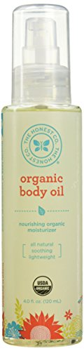 The Honest Company - Body Oil Moisturizer