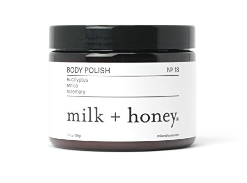 Milk & Honey - Body Polish, Eucalyptus, Arnica & Rosemary