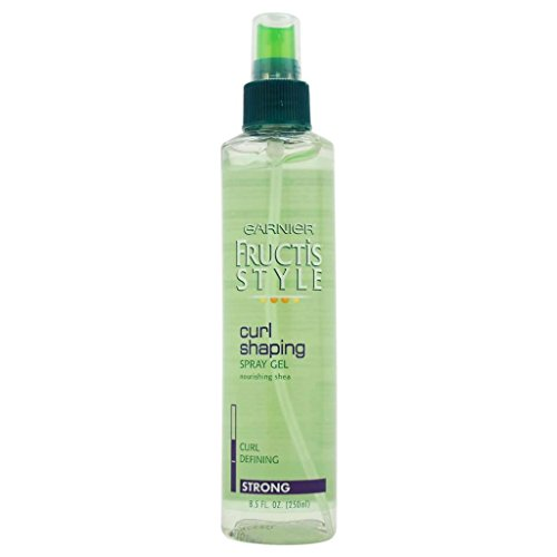 Garnier - Garnier Fructis Style Curl Shaping Spray Gel Strong 8.50 oz (Pack of 2)