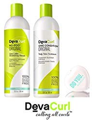 DevaCurl - No-Poo Zero-Lather Duo Set