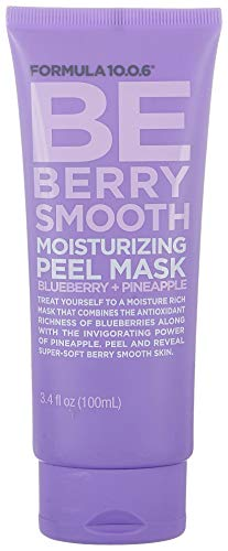 Formula Ten-O-Six - Peel Mask, Be Berry Smooth