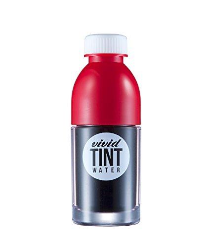 Peripera - Peripera Vivid Tint Water 0.19 Ounce 005 Plum Squeeze