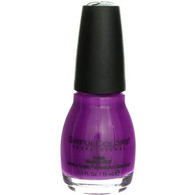 SinfulColors - Sinful Colors Professional Nail Enamel 113 Dream On