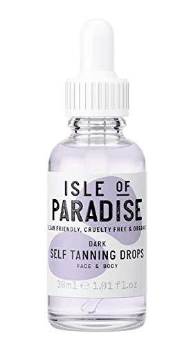 Isle of Paradise - Self-Tanning Drops Dark - 30ml 1.01oz