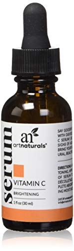 ArtNaturals - Anti-Aging Vitamin-C Serum with Hyaluronic Acid & Vit E