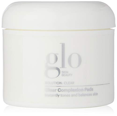 Glo Skin Beauty - Glo Skin Beauty Clear Complexion Pads | Cleansing Face Wipes for Oily Skin, Acne and Breakouts | 50 count