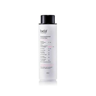 Belif - Witch Hazel Herbal Extract Toner