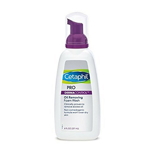 Cetaphil - Cetaphil PRO DermaControl Oil Removing Foam Wash 8 oz (Pack of 3)