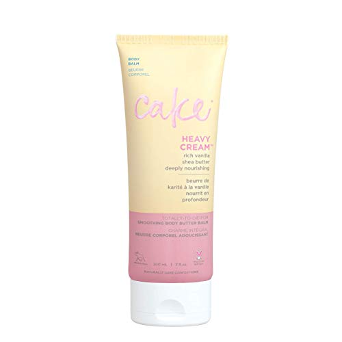 Cake Beauty Heavy Cream Smoothing Body Butter Balm