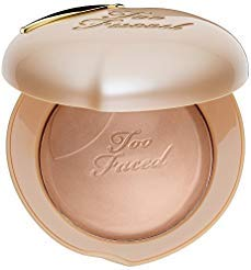 Too Faced - Peach Frost Melting Powder Highlighter, Happy Face