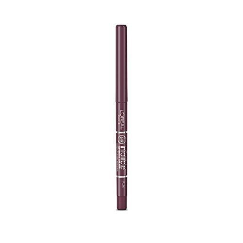L'Oreal Paris - L'Oreal Infallible Never Fail Lip Liner Pencil, Plum 1 ea