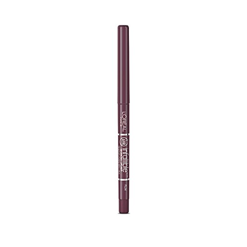 L'Oreal Paris - L'Oreal Infallible Never Fail Lip Liner Pencil, Plum 1 ea