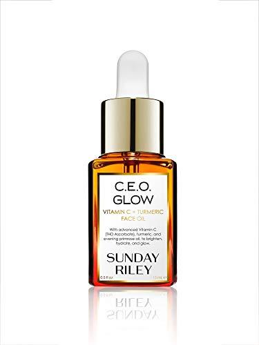 Sunday Riley Sunday Riley C.E.O. Glow Vitamin C + Turmeric Face Oil, 0.5 fl. oz.