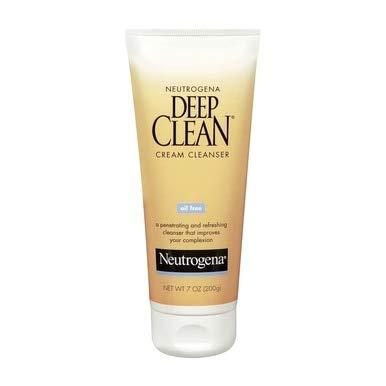 Neutrogena - Deep Clean Cream Cleanser