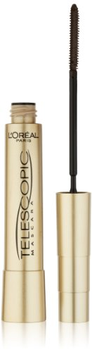 L'Oreal Paris - Telescopic Original Mascara, Blackest Black
