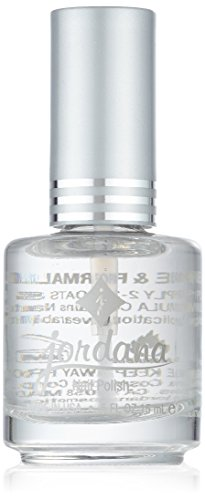 Jordana Cosmetics - Clear - Nail Polish by Jordana