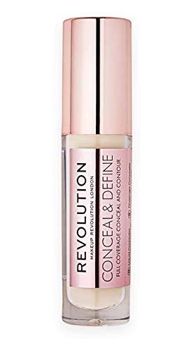 Makeup Revolution - Conceal & Define Full Coverage Concealer