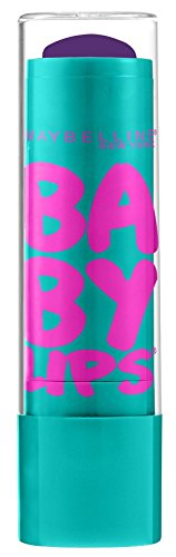 Maybelline New York - Baby Lips Moisturizing Lip Balm, Grape Vine