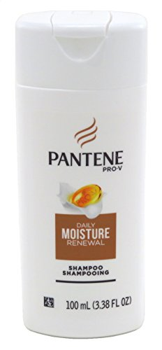 Pantene - Pantene Shampoo Daily Moisture Renewal 3.38 Ounce (12 Pieces) (100ml)