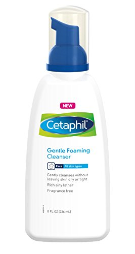 Cetaphil - Gentle Foaming Cleanser