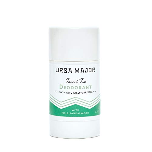 Ursa Major - Ursa Major Natural Deodorant - Forest Fix | Aluminum-Free, Non-staining and Cruelty-Free | 2.9 ounces