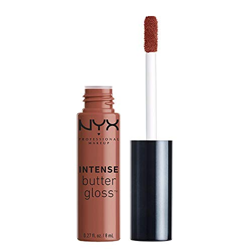 NYX - Intense Butter Gloss, Chocolate Crepe