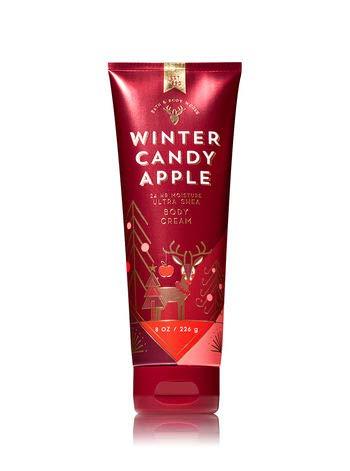 Bath & Body Works Winter Candy Apple Ultra Shea Body Cream