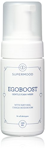Supermood - Egoboost Gentle Anti Aging-Wrinkle Facial Foam Wash