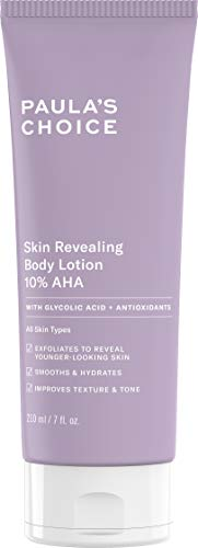 Paula's Choice - Paula's Choice Skin Revealing Body Lotion 10% AHA, 7 oz bottle with Glycolic Acid and Antioxidants-for Normal Dry and Aged Skin