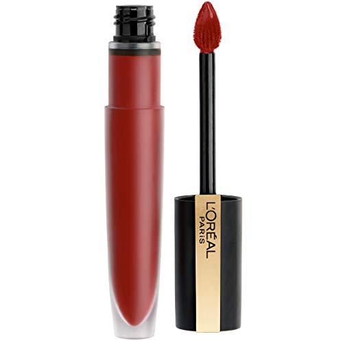 L'Oreal Paris - L'Oréal Paris Makeup Rouge Signature Lasting Matte Liquid Lipstick