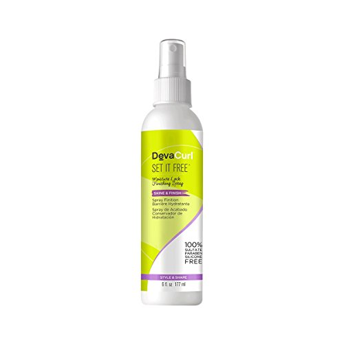 DevaCurl - Set it Free Finishing Hair Spray