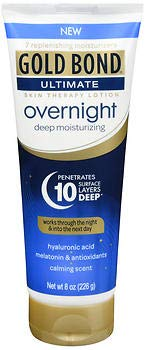 Gold Bond - Gold Bond Ultimate Overnight Deep Moisturizing Lotion - 8 oz, Pack of 3