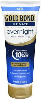 Gold Bond - Ultimate Overnight Deep Moisturizing Lotion