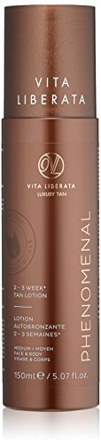 Vita Liberata - Vita Liberata Phenomenal 2-3 Week Tan Lotion, Medium, 5.07 OZ