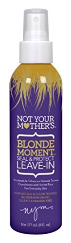 NYM-Not Your Mothers - Not Your Mother's Hair Treatments blonde moment 6 floz, pack of 1