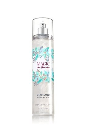 Bath and Body Works - Magin In The Air Shimmer Diamond Mist