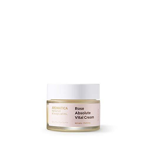 AROMATICA - AROMATICA Rose Absolute Vital Cream 50g