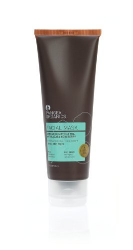 Pangea Organics - Japanese Matcha Tea With Acai and Gojo Berry Mask