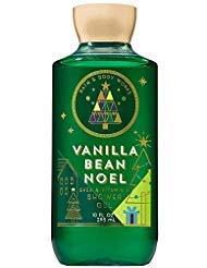 Bath & Body Works - Bath and Body Works VANILLA BEAN NOEL Shower Gel 10 Fluid Ounce (2018 Edition)