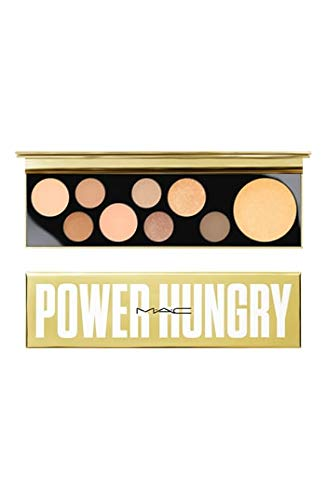 MAC - Girls, Personality Palette Eye Shadow Palette, Power Hungry