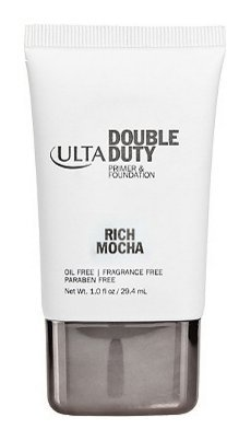 Ulta - ULTA Double Duty Primer & Foundation - Rich Mocha