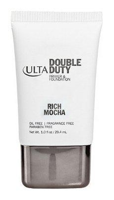 Ulta - ULTA Double Duty Primer & Foundation - Rich Mocha