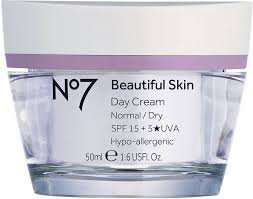 No. 7 - No7 Beautiful Skin Day Cream for Normal/Dry Skin 50ml by No7