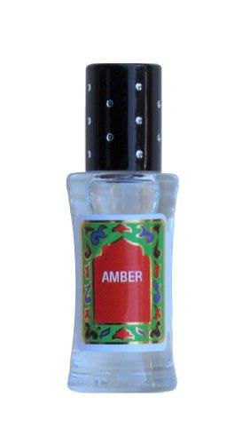 Nemat - Amber Perfume Oil - Amber White by Nemat Fragrances (10ml / 0.34fl Oz)