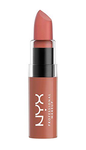 PROFESSIONALNYXMAKEUP - NYX Cosmetics Butter Lipstick Root Beer Float