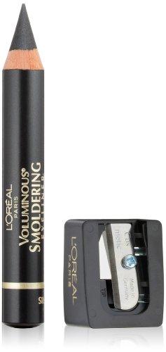 L'Oreal Paris - L'Oréal Paris Voluminous Smoldering Eyeliner, Grey, 0.087 oz.