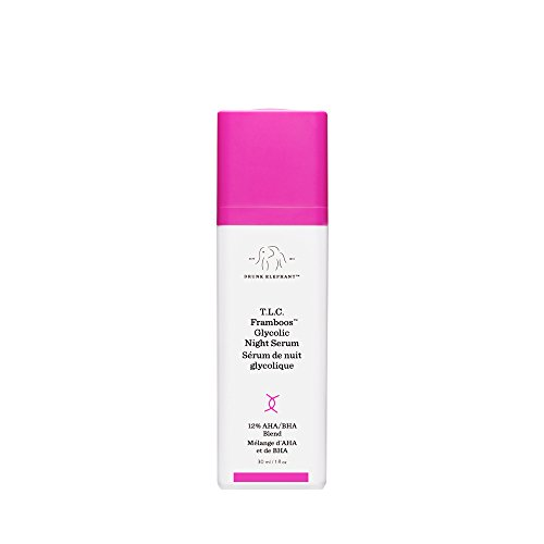 Drunk Elephant - T.L.C. Framboos Glycolic Night Serum